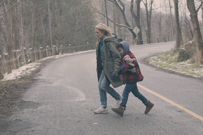 《使女的故事》劇照。 圖/IMDb